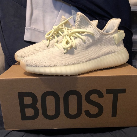 """c560aef457868 adidas Other - Yeezy Boost 350 V2 """"Butter"""" size 9"""